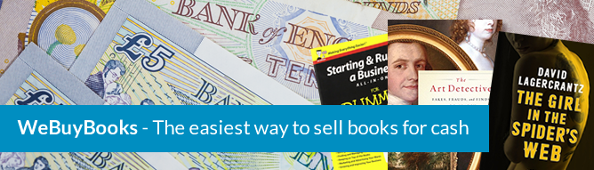 Sell books and make cash