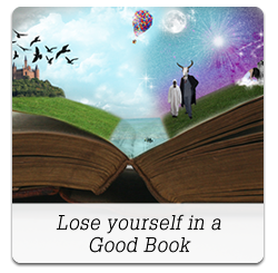 Lose yourself in a good book