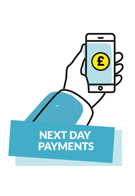 Next Day Payments
