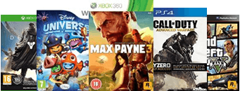 Sell Your Games at WeBuyBooks.co.uk