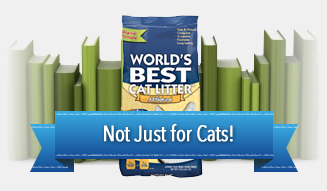 Cat Litter - Not Just for Cats
