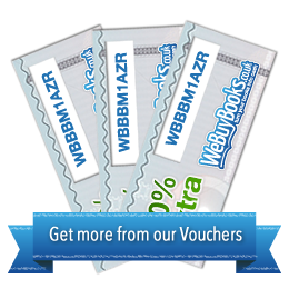 We Buy Books vouchers offering more money on your next order