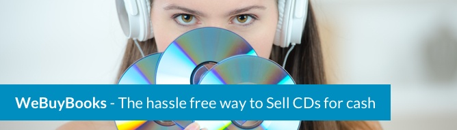 The hassle free way to Sell CDs for cash
