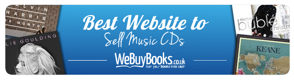 Best Website to Sell CDs