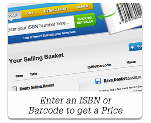 Enter an ISBN or Barcode to Get a Price