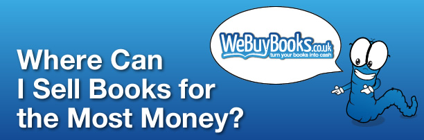 Wilson the worm - where can i sell books for the most money?