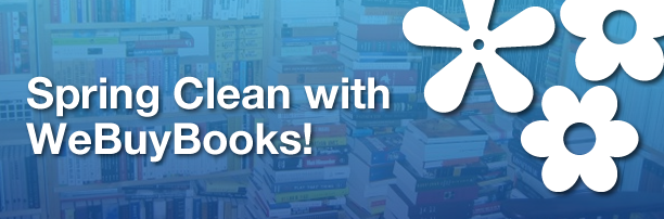 Spring clean with WeBuyBooks