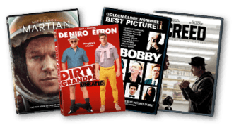 dvds graphic
