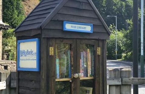 little library image