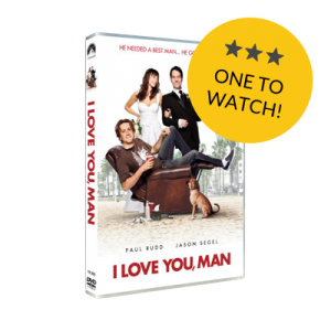 One to watch - I Love You, Man