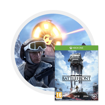 Star Wars Battlefront (Xbox One & Playstation 4)