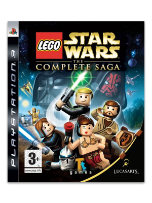 LEGO Star Wars: The Complete Saga (Xbox 360 & Playstation 3)