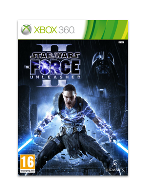 Star Wars: The Force Unleashed (Xbox 360 & Playstation 3)