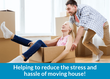 MOVING HOUSE? REDUCE YOUR LOAD AND HELP PAY FOR YOUR REMOVAL VAN