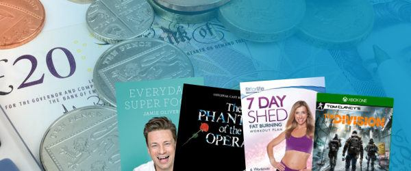 Check out the WeBuyBooks Hot List