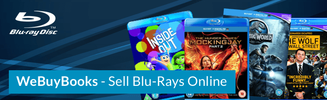 Sell Blu-rays Online