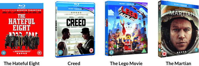 What are the best blu-rays to sell online?