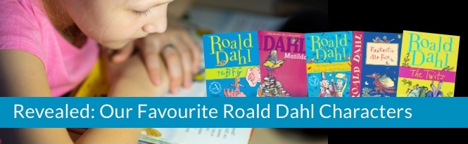 Revealed: Our Favourite Roald Dahl Characters
