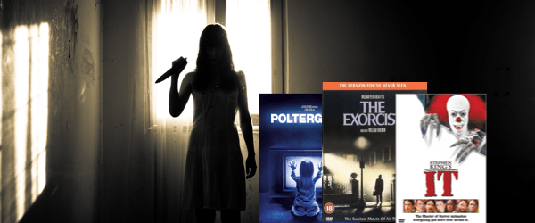 The Scariest Horror Films Of All Time