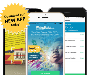 Conquer your clutter with WeBuyBooks!