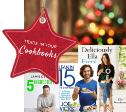 sell your cookbooks