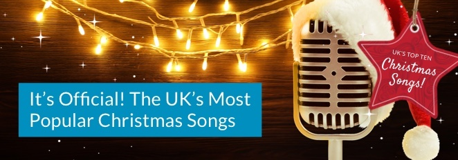 It's Official! The UK's Most Popular Christmas Songs