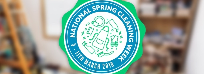 National Spring Cleaning Week - Time for a clear out!