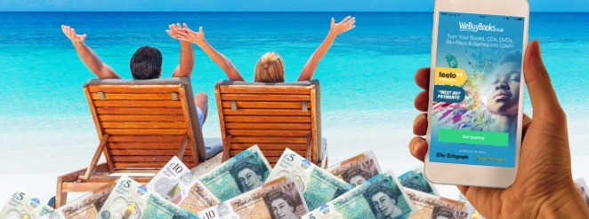 Make some money for your summer holidays