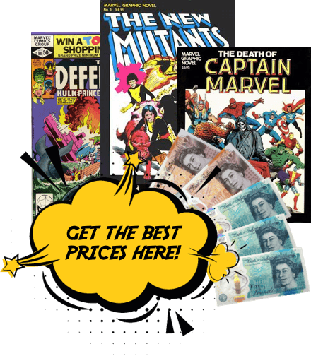 How can I sell my graphic novels to you?