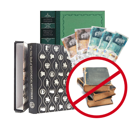 What condition do my Folio Society books need to be in?