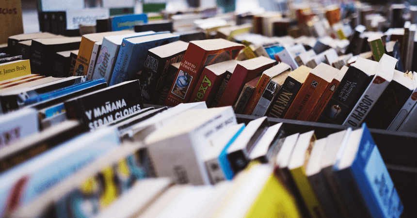 5 reasons we're the UK's book buying specialists