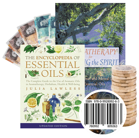 Sell old Aromatherapy Books