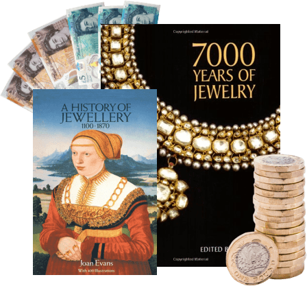 Sell Jewellery Books