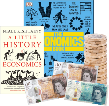 Why sell used economics books with WeBuyBooks?