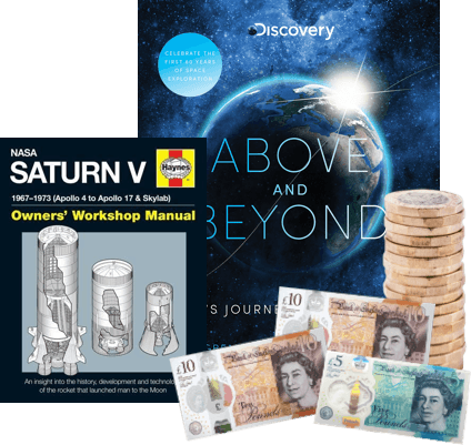 Sell your unwanted Astronomy Books