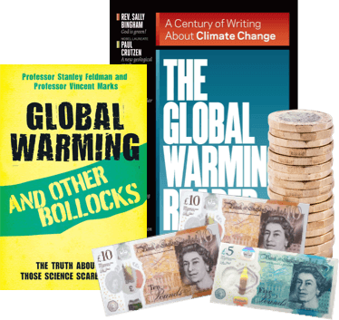 Sell Books on Climate Change