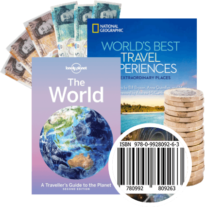 Sell Travel Guides easily