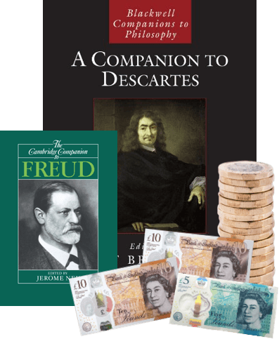 Sell Philosophy Books for cash