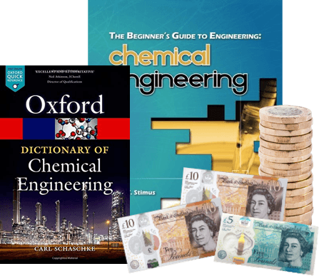 exchange chemical engineering books for cash image