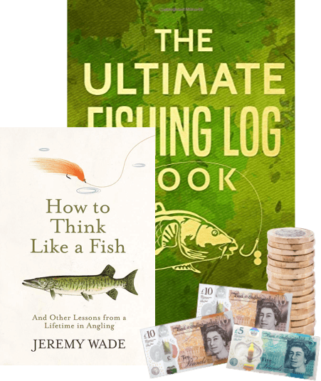 exchange used fishing books for cash image