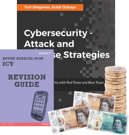 Sell IT & Cyber Security Books