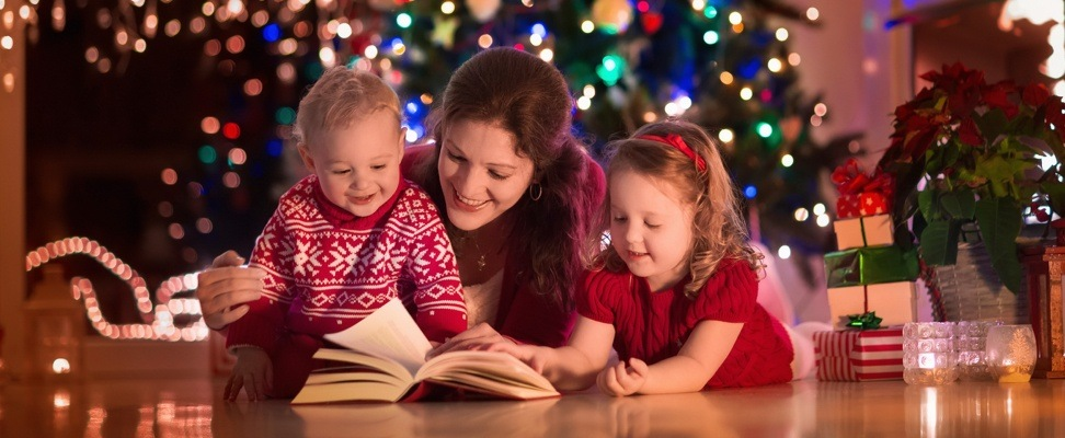 best Christmas books for babies and toddlers