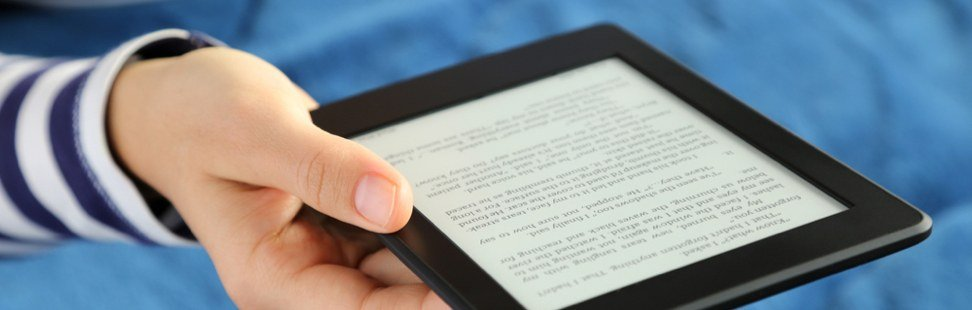 use an eReader