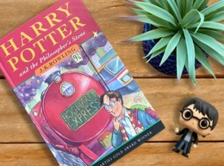 how much is my harry potter and the philosopher's stone book worth