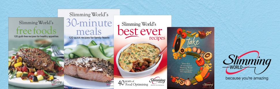 How to Spot a Slimming World Book