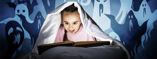 7 Spooky Books for Kids to Read This Halloween