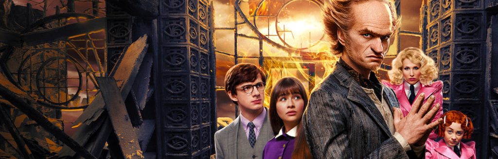 Lemony Snicket's A Series of Unfortunate Events – 1h 48mins