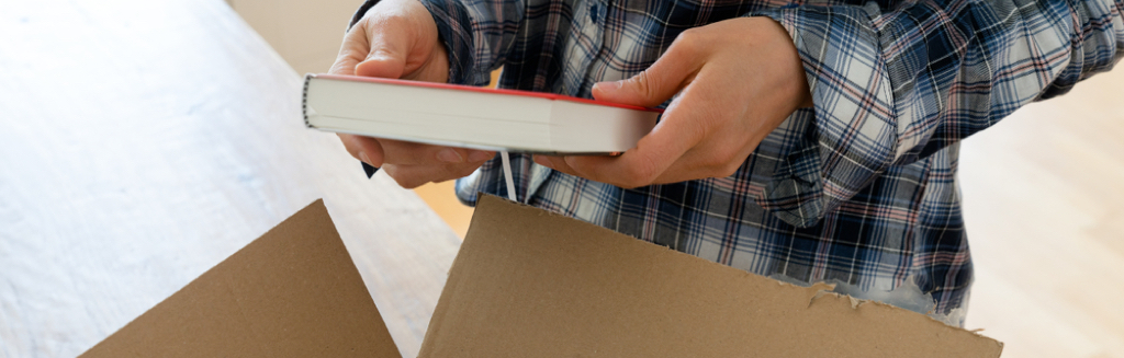 Sell your unwanted books, CDs and DVDs