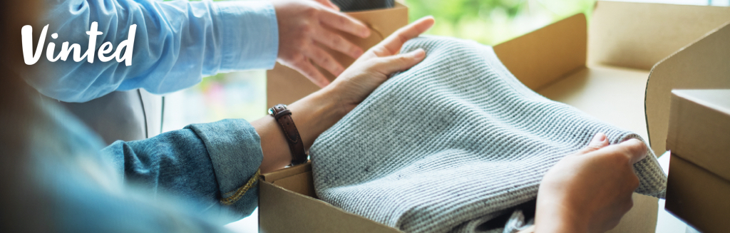 The Student Who Can't Stop Buying Clothes – Vinted